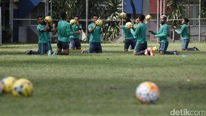 Timnas Indonesia Berlatih Jelang Lawan Filipina