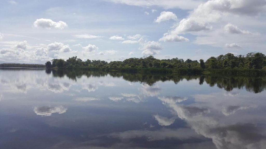 Danau yang Memendam Dendam di Bengkulu