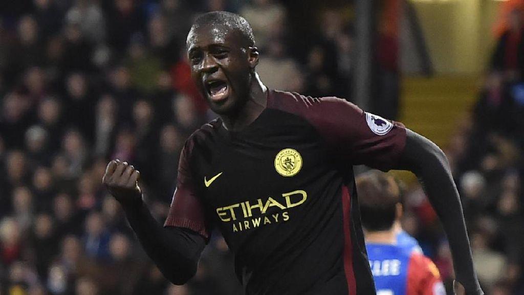 Tolak Berkarier di China, Yaya Toure Termotivasi Ibrahimovic