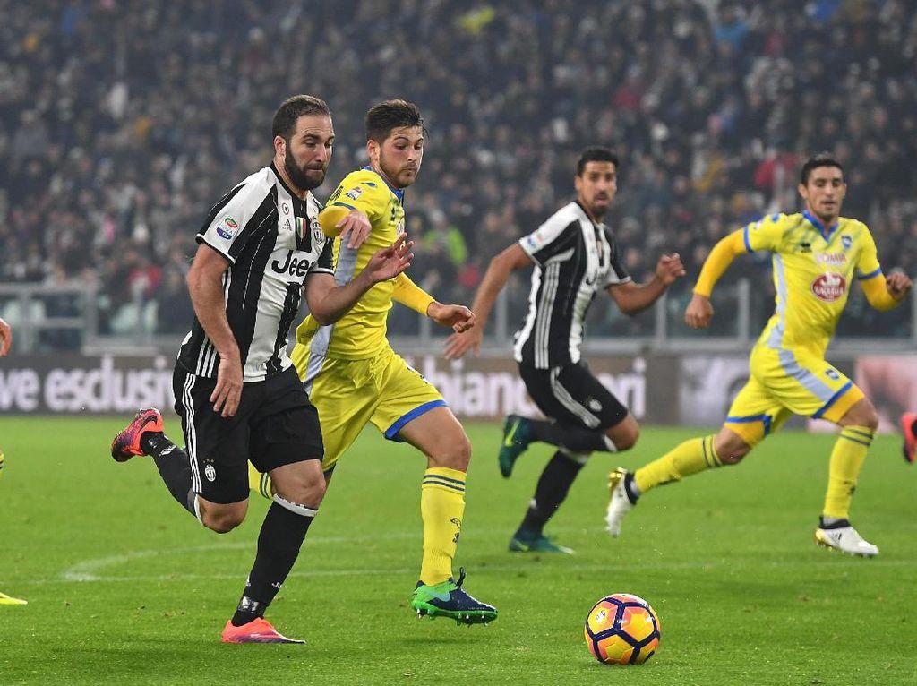 Bukan Kemenangan yang Mudah untuk Juventus