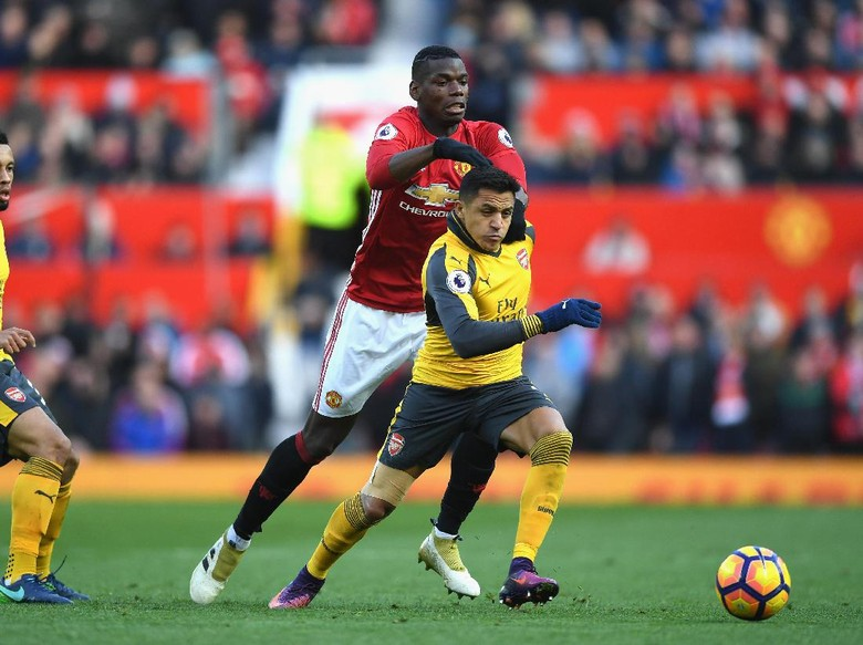 Saatnya Arsenal vs MU