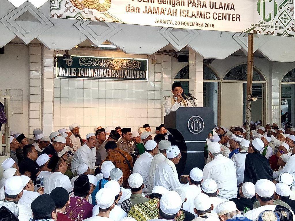 Di Tablig Akbar Kwitang, Kapolri: Indonesia Ini Bhinneka Tunggal Ika