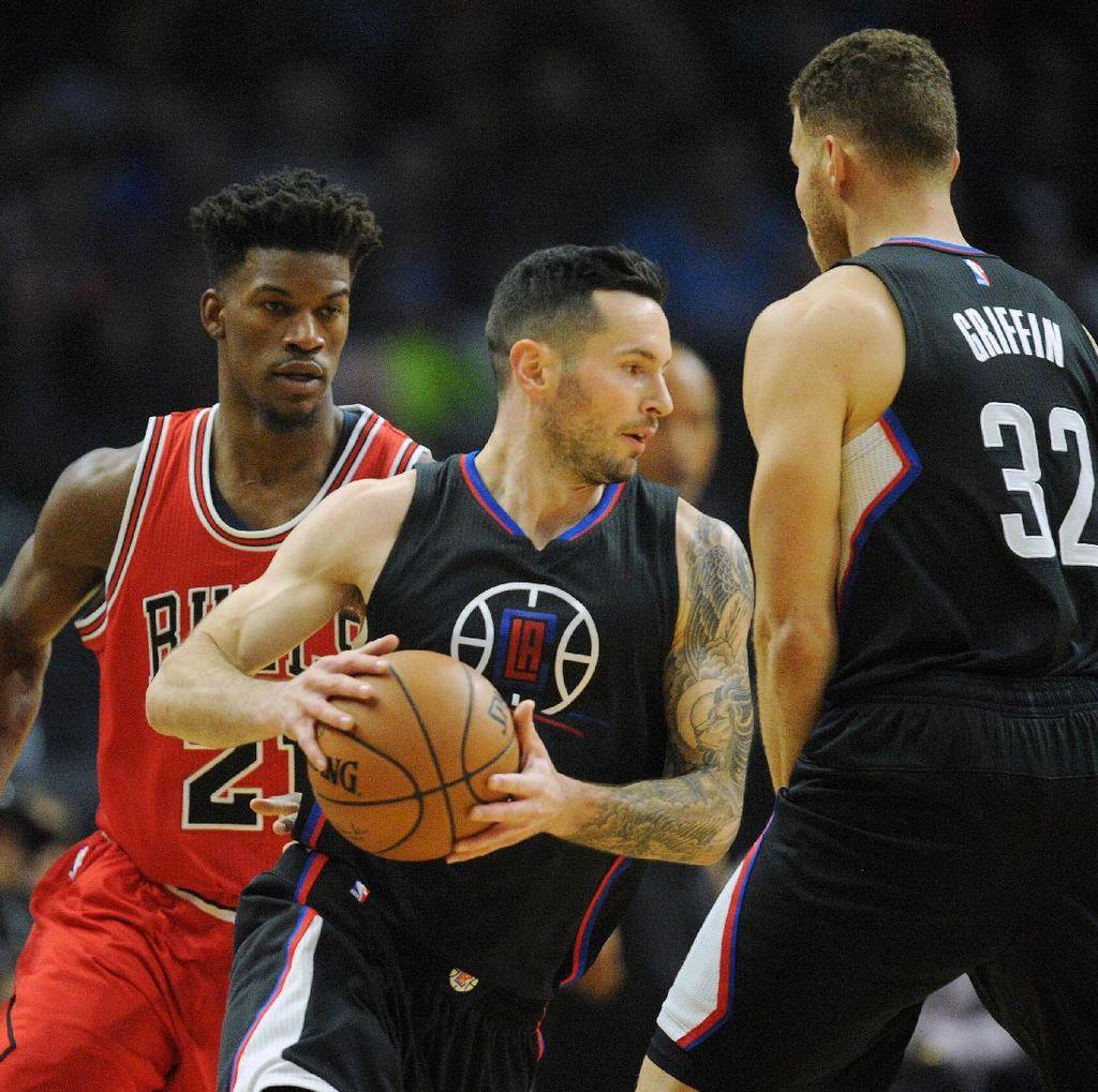 Clippers Bangkit untuk Atasi Bulls
