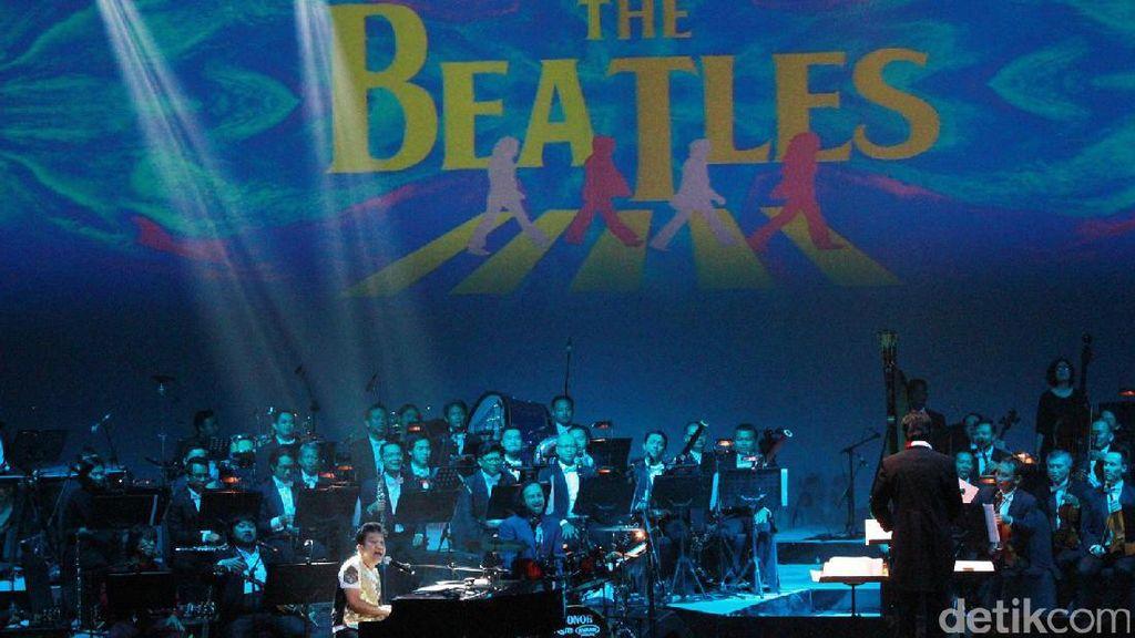 Orkestra Addie MS Berikan Memori Indah tentang The Beatles