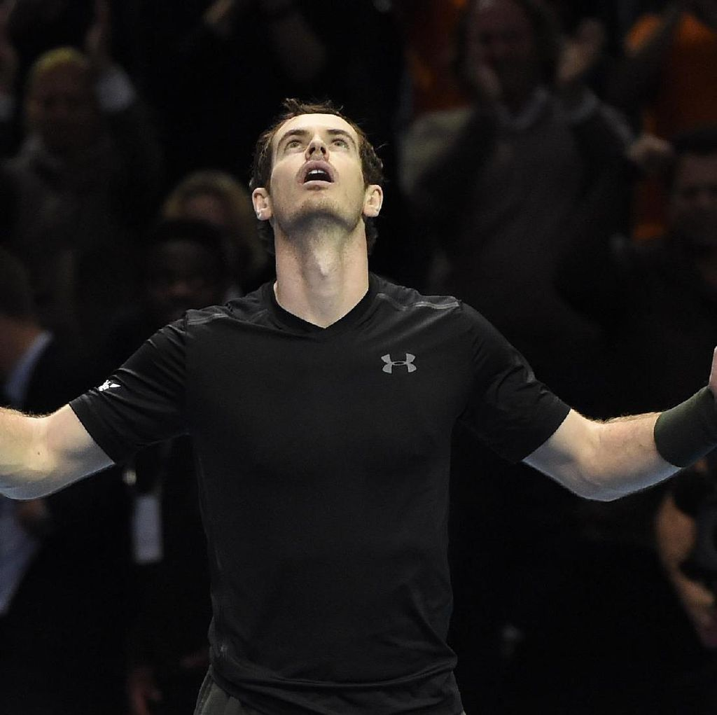 Tumpas Raonic dalam 3 Set, Murray ke Final