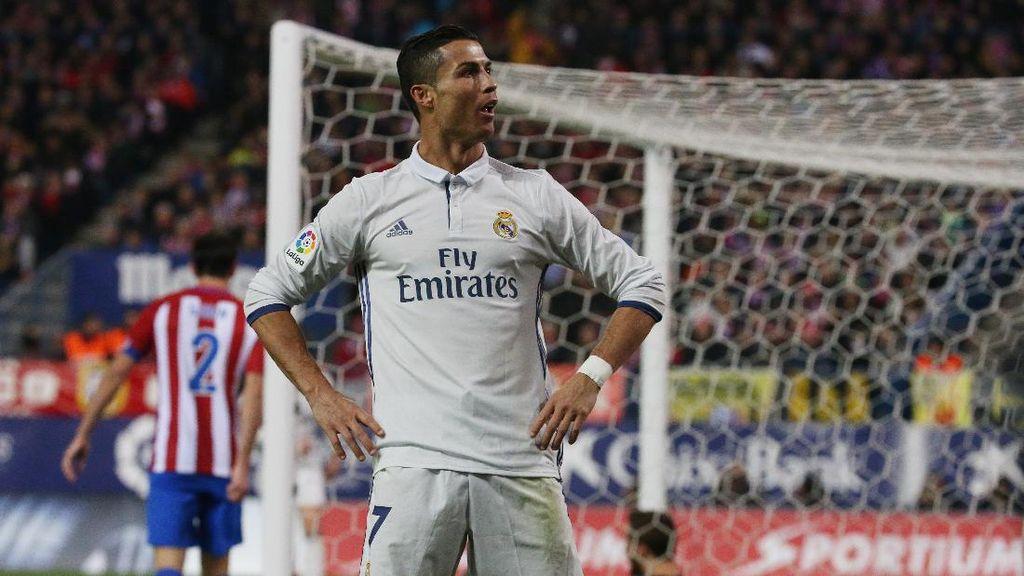 Ronaldo Dinilai Belum Keluarkan Penampilan Terbaiknya