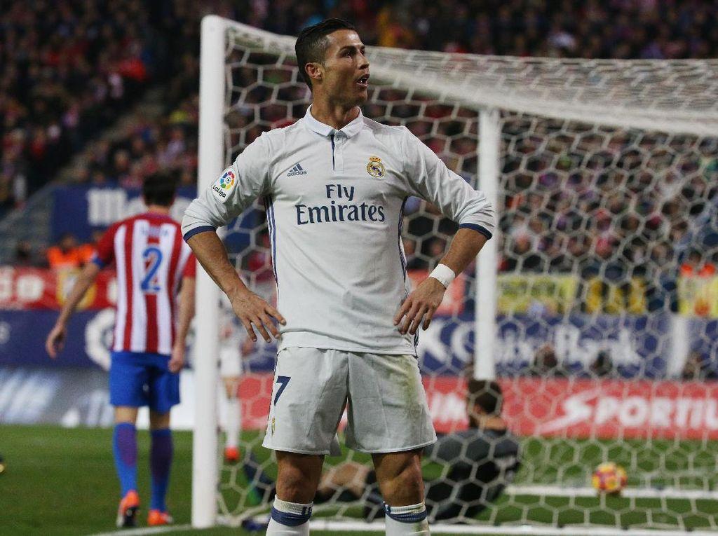 Tidak Kaget Jika Nanti Ronaldo Balik ke Madrid