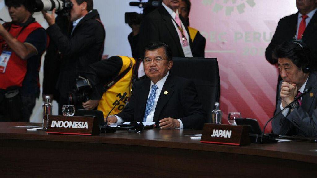 Jepang Naikkan Upah Buruh 2% Tahun Depan, JK: Indonesia 8%