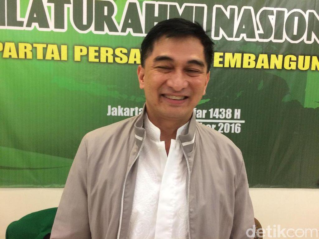 MPR Lantik Pimpinan Baru, Dimyati Satu-satunya F-PPP yang Hadir