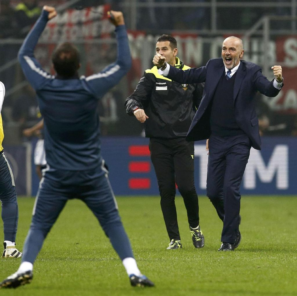 Kesampingkan Hitung-hitungan, Inter Fokus Menangi Laga