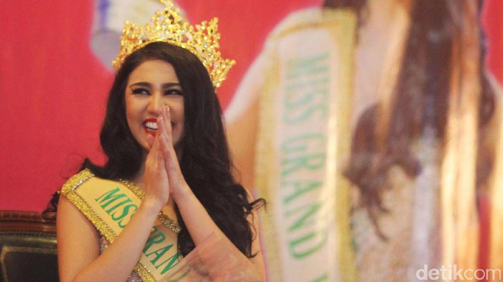 Ariska Putri Pertiwi Sempat Tak Percaya Menang Miss Grand International