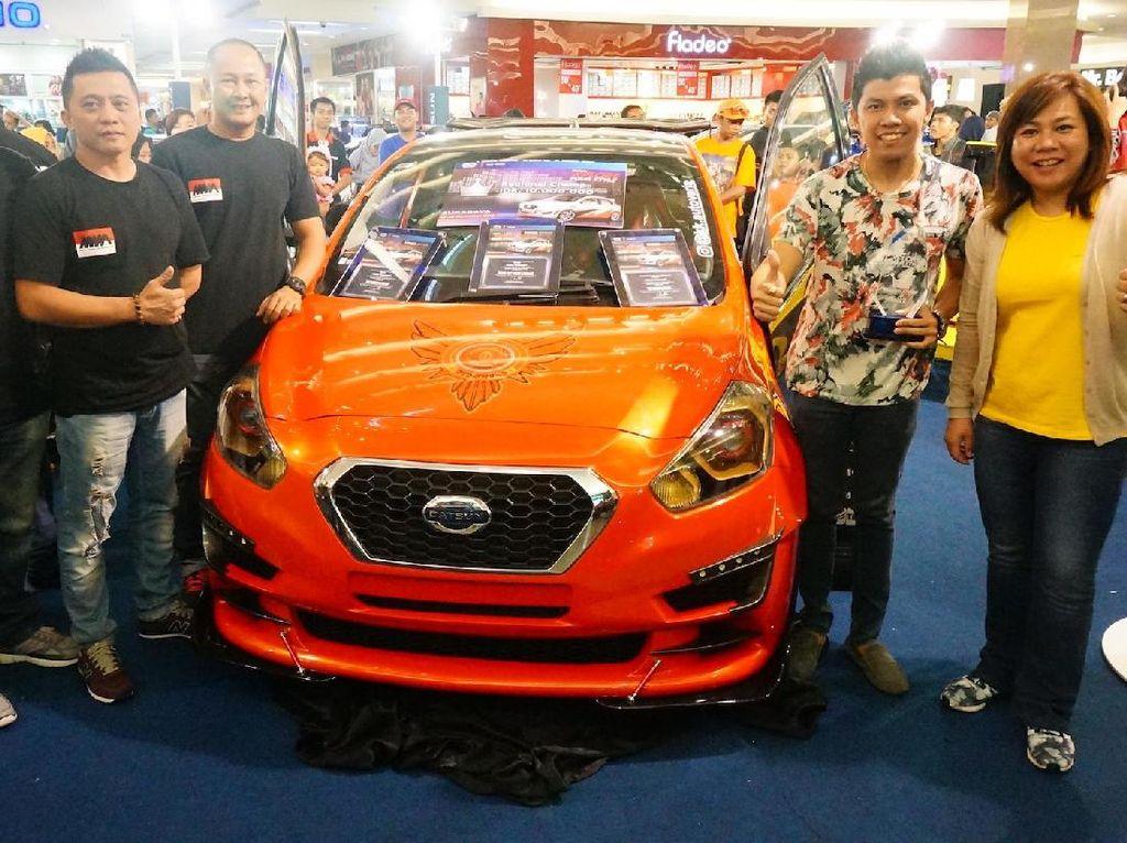 Jawara Modifikasi Datsun dari Surabaya