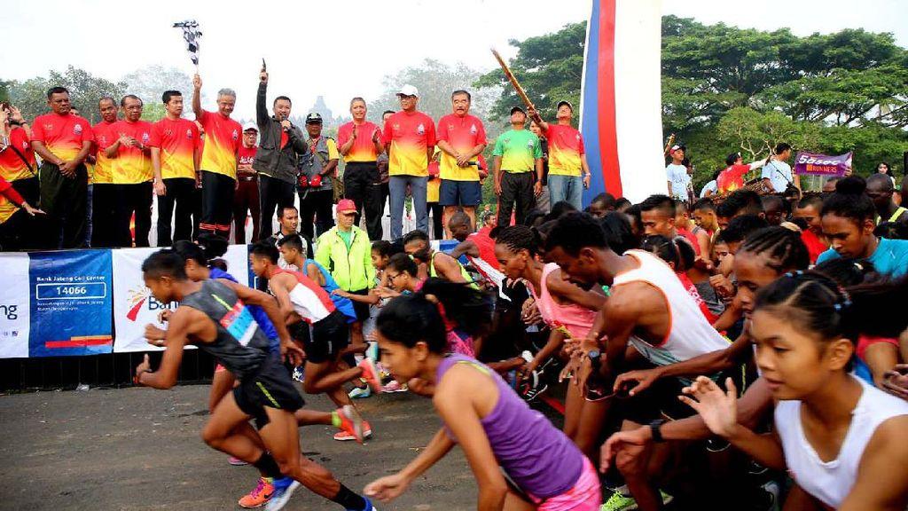 Menpora: Olahraga dan Pariwisata Harus Berkembang Bersama