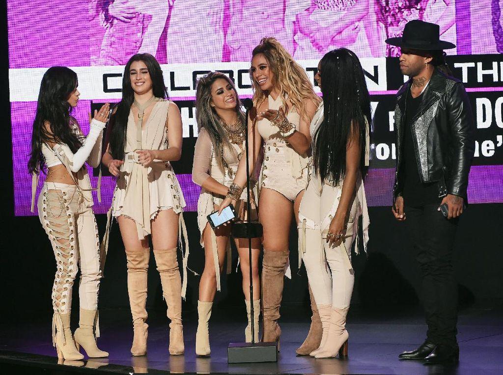 Depak Camila Cabello, Fifth Harmony Gandeng Adik Britney Spears?