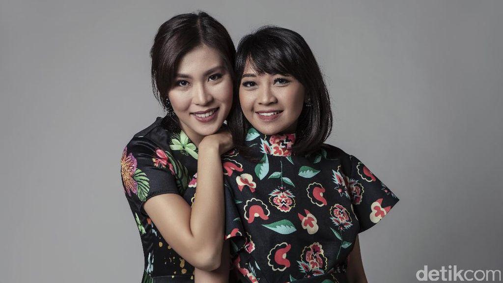 Duo Merrie dan Ninda, Lepas Karier di Perusahaan Besar Demi Salon BloBar