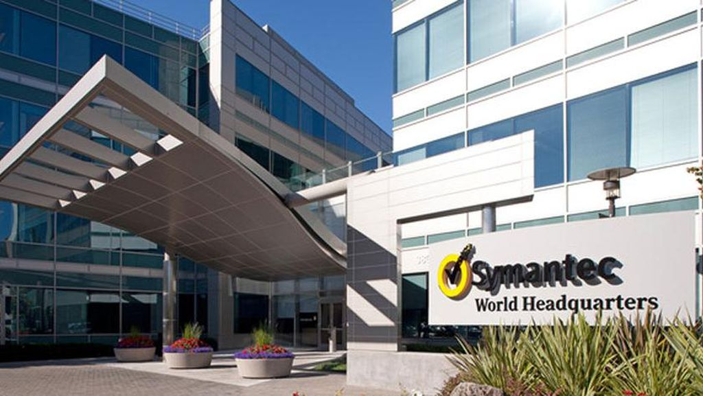 Symantec Caplok Perusahaan Pelindung Identitas Rp 30 Triliun
