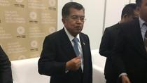Soal Pergantian Ketua DPR dari Akom ke Novanto, Ini Kata Wapres JK