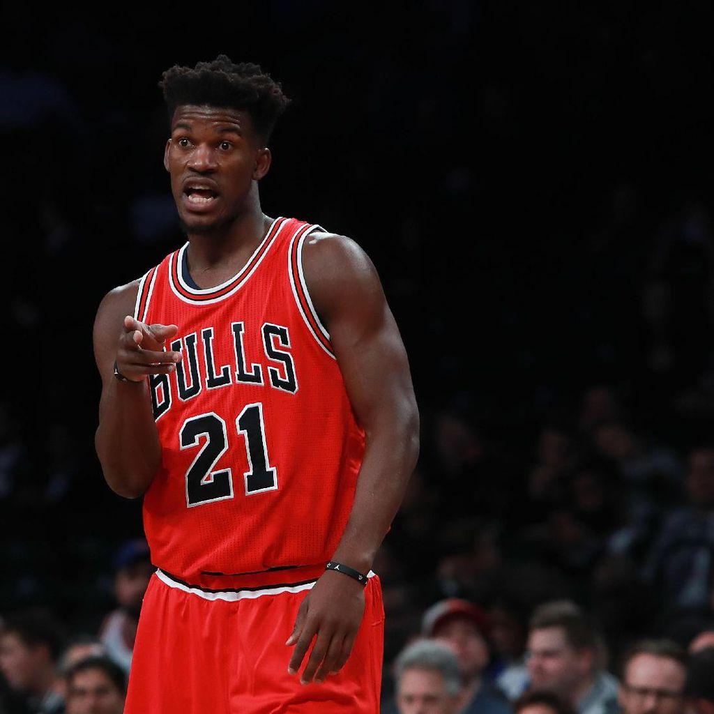 Butler Cetak 40 Poin, Chicago Bulls Tundukkan LA Lakers