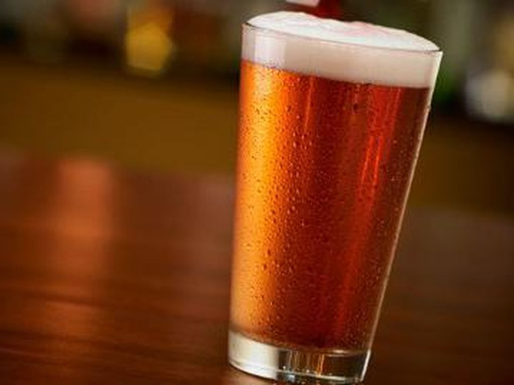Sedang Disusun, Ini Bocoran Isi RUU Larangan Minuman Alkohol