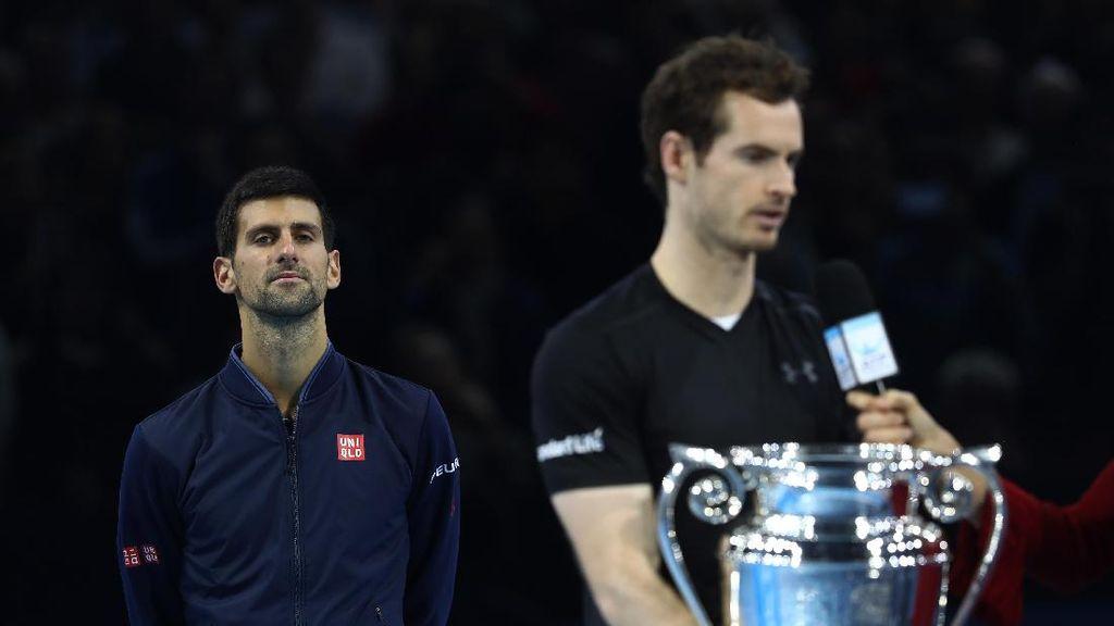 Djokovic: Biarkan Murray Menikmati Momen Asyik Ini