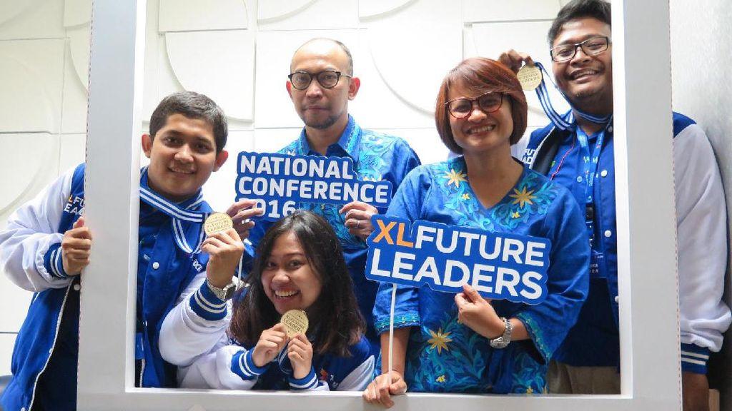 Ambisi XL Cetak 10 Ribu Calon Pemimpin Indonesia