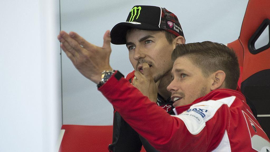 Lorenzo Sambut Positif Keinginan Ducati Tambah Peran Stoner