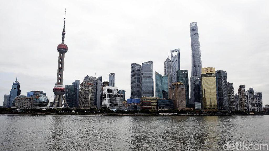 Kamu Musti Tahu, Ini Spot Foto Paling Keren di Shanghai