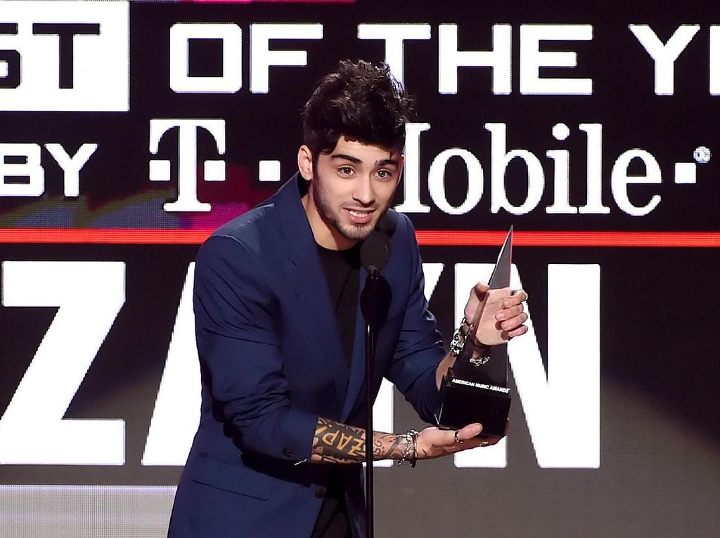 Duh! Fans Marah Zayn Malik Tak Masuk Nominasi Grammy Awards 2017