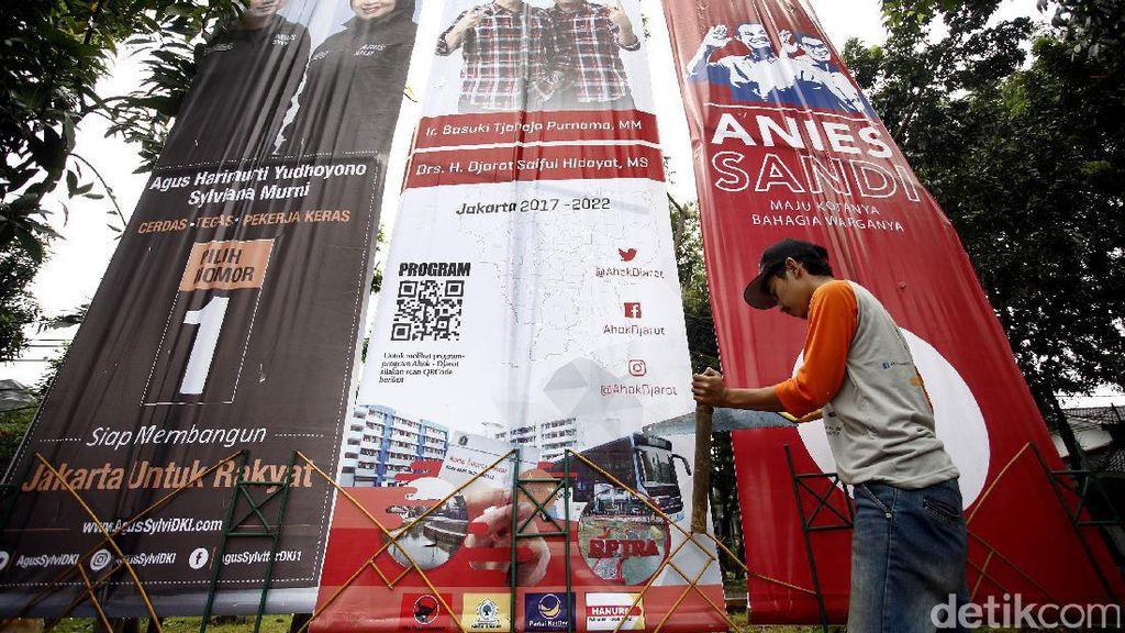 Janji Calon Pemimpin Jakarta untuk Sejahterakan Lansia