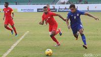 Kalahkan Singapura, Thailand Lolos ke Semifinal