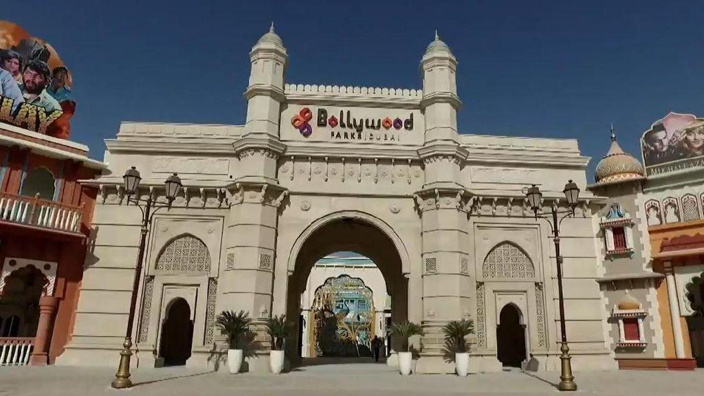 Telah Hadir Taman Rekreasi Bertema Bollywood Pertama, Tapi di Dubai