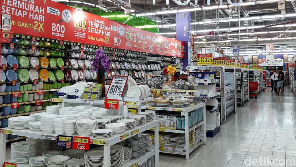 Transmart Carrefour Promo Aneka Peralatan Dapur Esensial di Bawah Rp 100.000