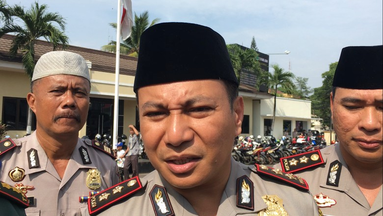 Polresta Depok Beri Pelayanan Operasi Gratis 85 Penderita Katarak