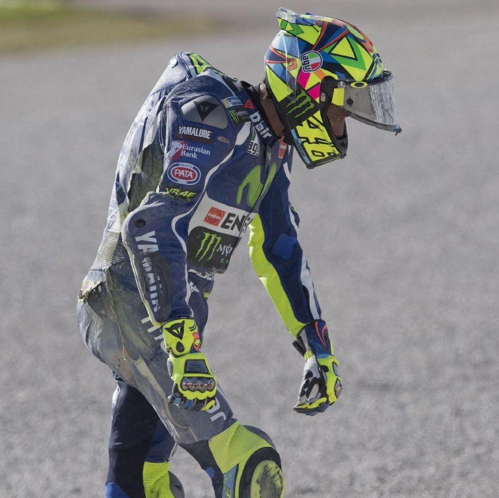Klasemen Crash MotoGP 2016: Crutchlow di Puncak, Rossi Paling Bawah