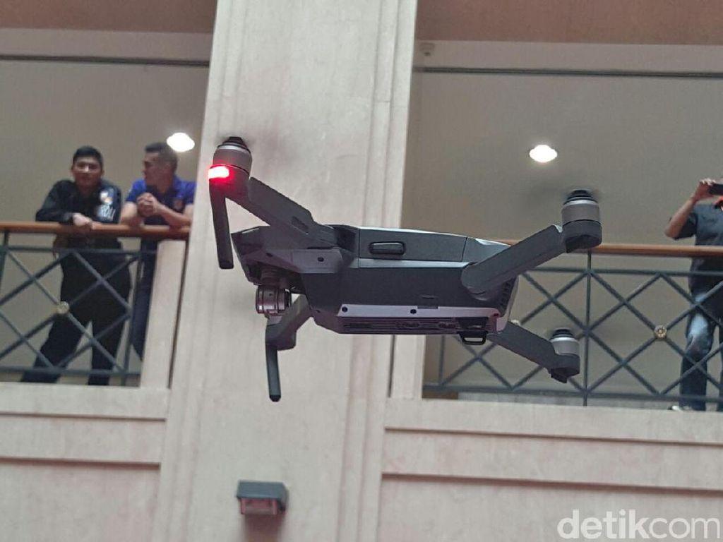 Mengintip Aksi Drone Rp 15 Juta DJI Mavic Pro