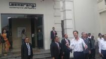 Tinjau Little Netherland di Semarang, PM Belanda: Seperti Rumah Sendiri