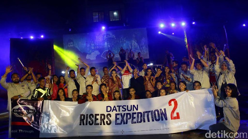 Sekolah Selamat Pagi Indonesia Buat Para Risers Ingin Lebih Berbagi