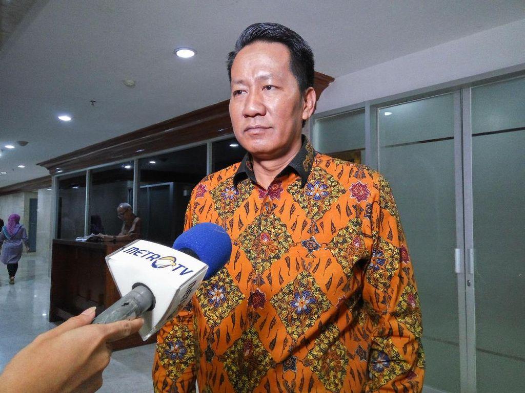 UU KPK Typo, Ketua Badan Legislasi DPR 2014-2019: Itu Biasalah
