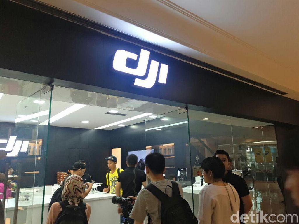 DJI Experience Store Kenapa Baru Muncul Sekarang?