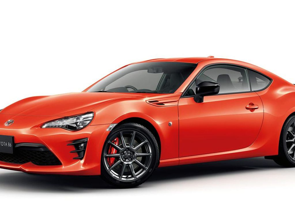 Toyota 86 Spesial Edition di Jepang