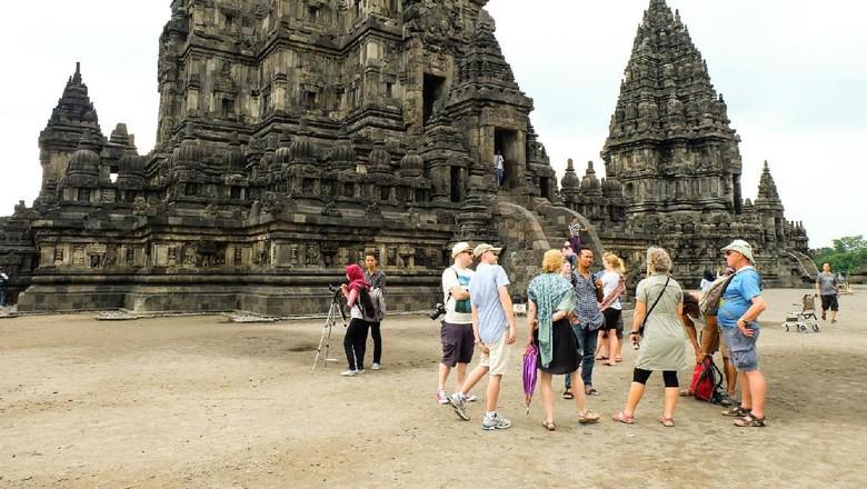 Pelaku Bisnis Prancis Terkesan Dengan Joglosemar-Bali