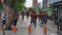 Keren, di Surabaya Ada Tim Undur-Undur Penjaga Pedestrian