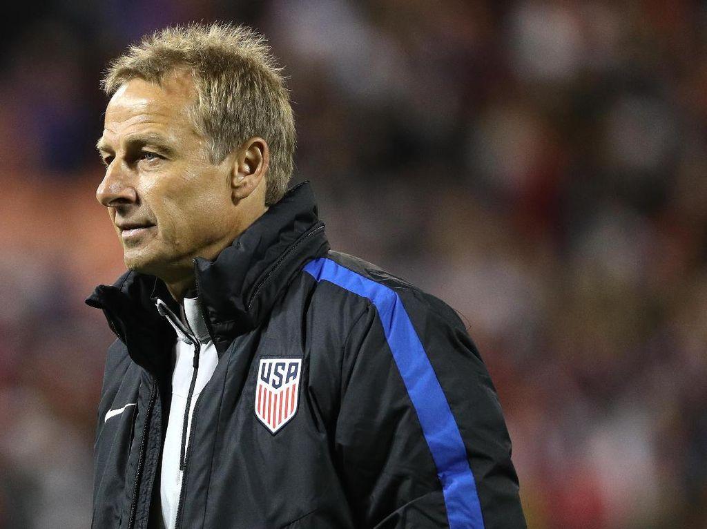 Klinsmann Diberhentikan sebagai Pelatih Timnas AS