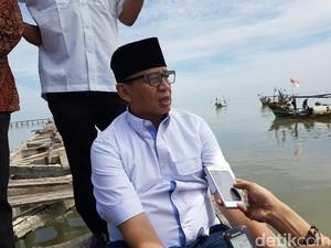 Cagub Banten Wahidin: Saya Mau Lawan Jakarta