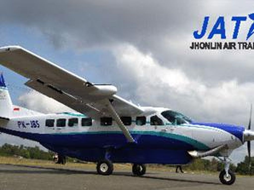 Pesawat Kargo Tergelincir di Bandara Ilaga Papua