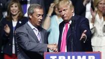 Ditolak, Saran Trump agar Politisi Sayap Kanan Inggris Jadi Dubes di AS