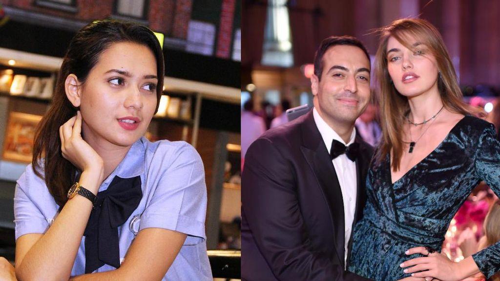Cantiknya Mayang Yudittia, Produser Arab Saudi Dikelilingi Model-model Cantik