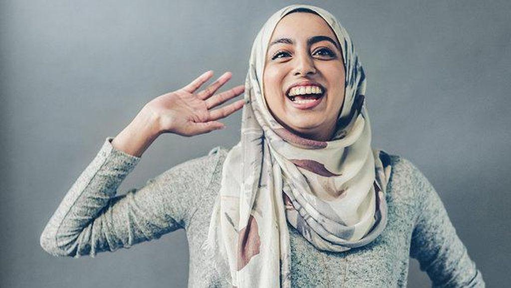 Proyek Foto Inspiratif Lawan Trumps Islamophobia