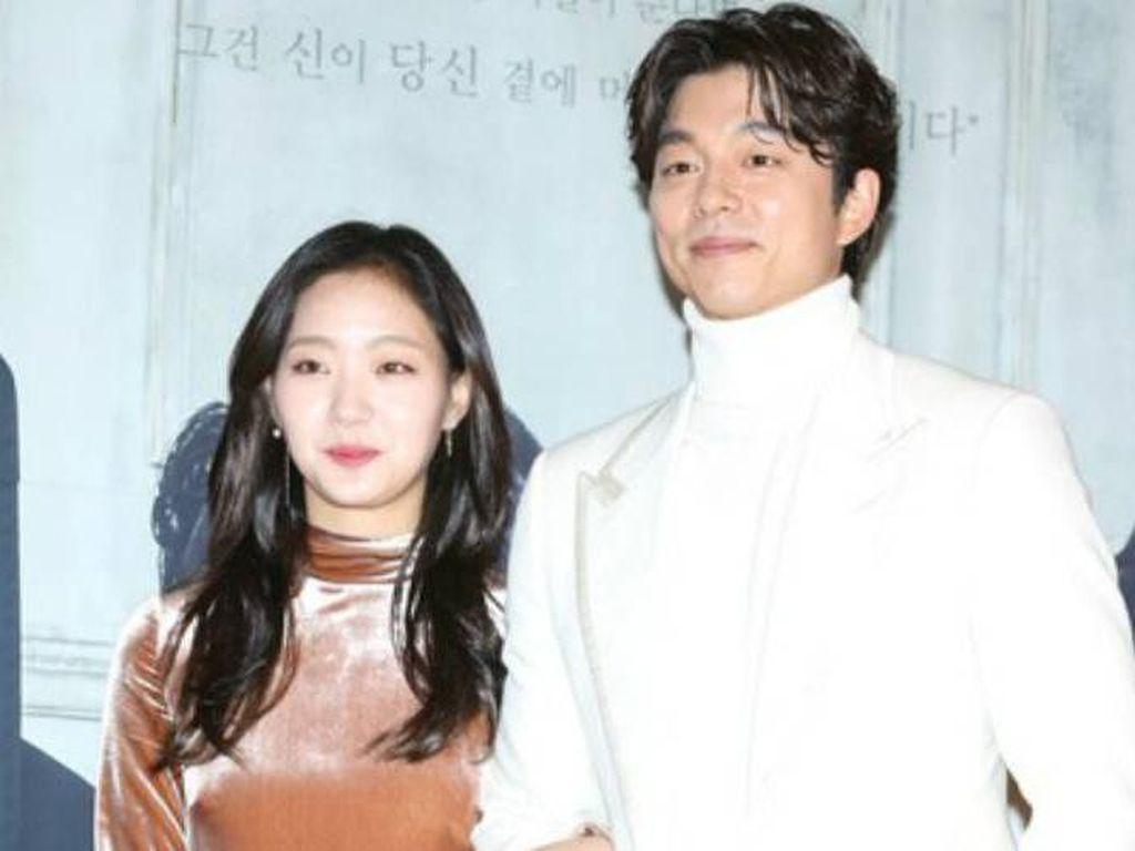 Kim Go Eun Bicara Soal Karakter Gong Yoo di Drama Goblin