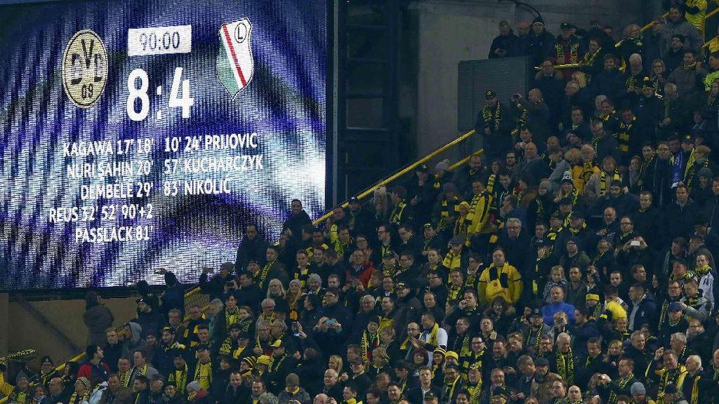 Tuchel Bingung Jelaskan Kemenangan Dortmund
